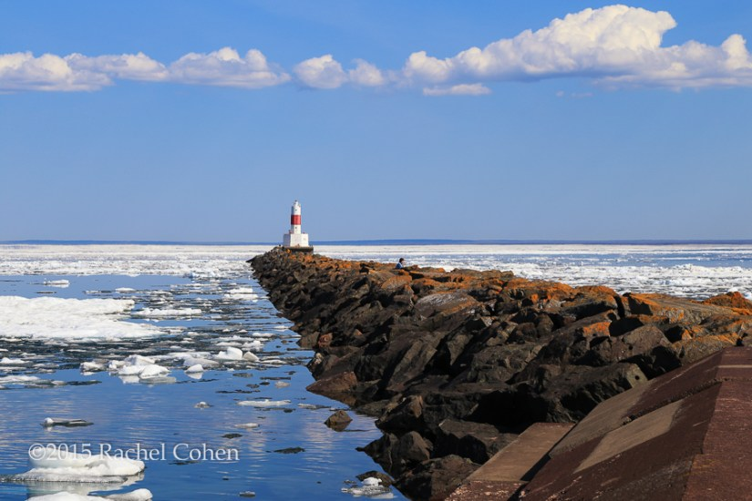 """Presque Isle Harbor Light"""