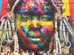 #kobra made all these amazing murals. Can't wait to go back and look again!