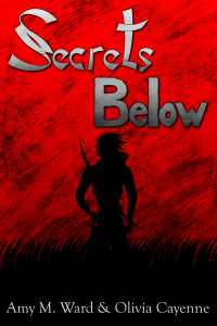 Cover of Secrets Below