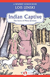 eBook cover of Indian Captive by Lois Lenski