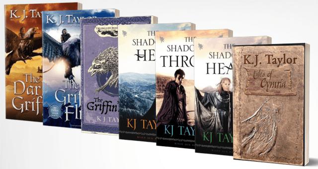 The Books of the Cymria Saga