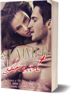 Summer Heat Book Mockup