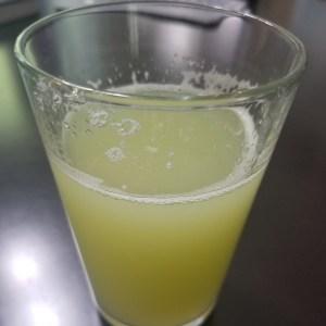 Cucumber & Lime Agua Fresca