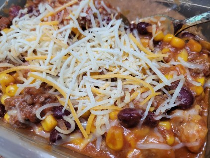 Beef and Salsa Skillet