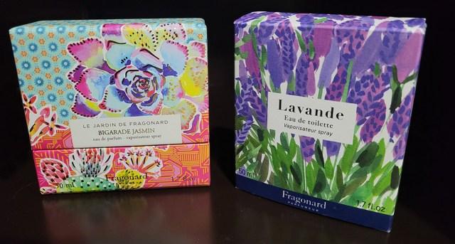 Fragonard specialty boxes
