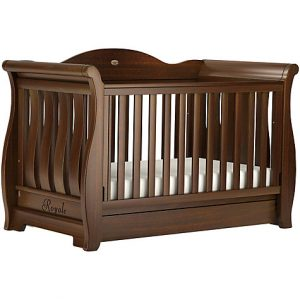 Boori Sleigh Royale Cot Bed £810