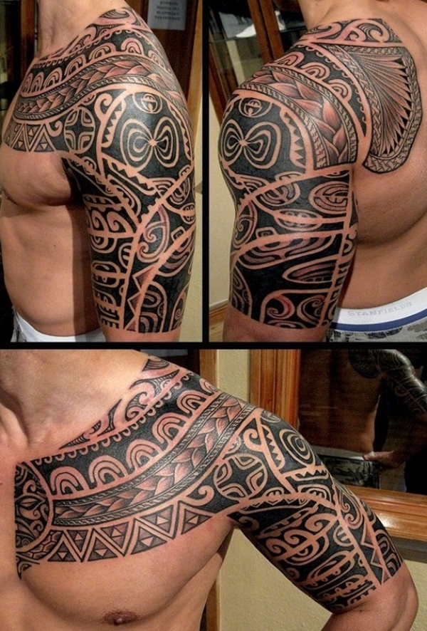 Mexican Tribal Tattoos : mexican, tribal, tattoos, Aztec, Tattoos, Symbols, Meanings, That're, Really, Great