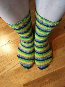 Unbelieva-wool socks