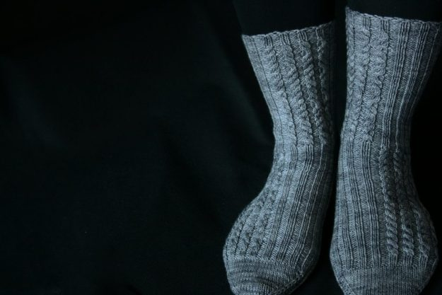 Gray Code Socks
