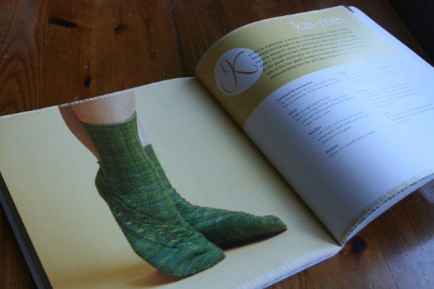 Kai-Mei Socks by Cookie A