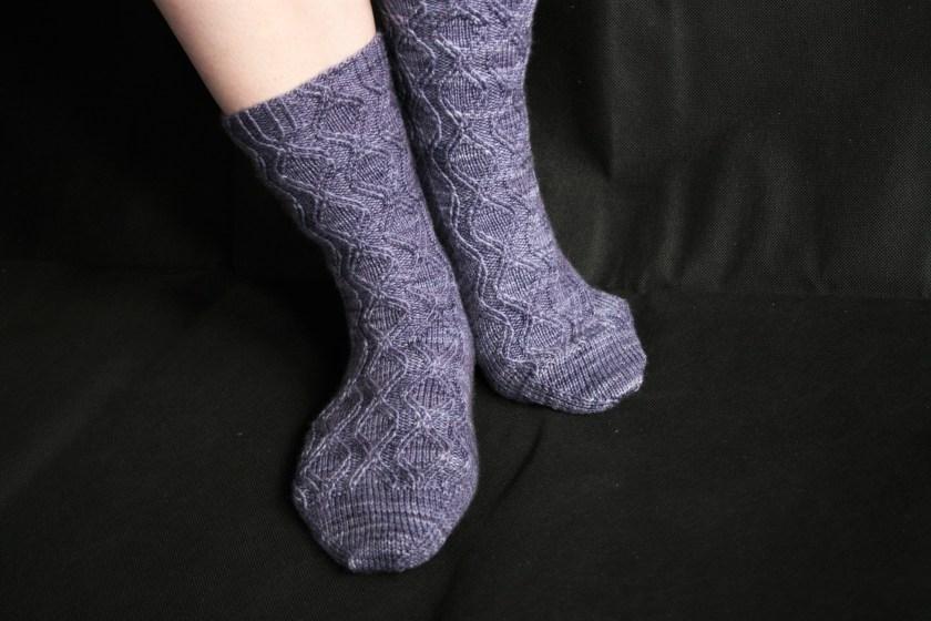 Piezoelectric Socks
