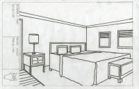 21 New Age Ways To Bed Drawing Simple | Roole