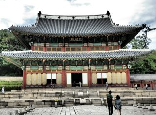 Six (!) Seoul Palaces