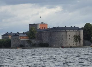 Fortresses in the Stockholm Archipelago