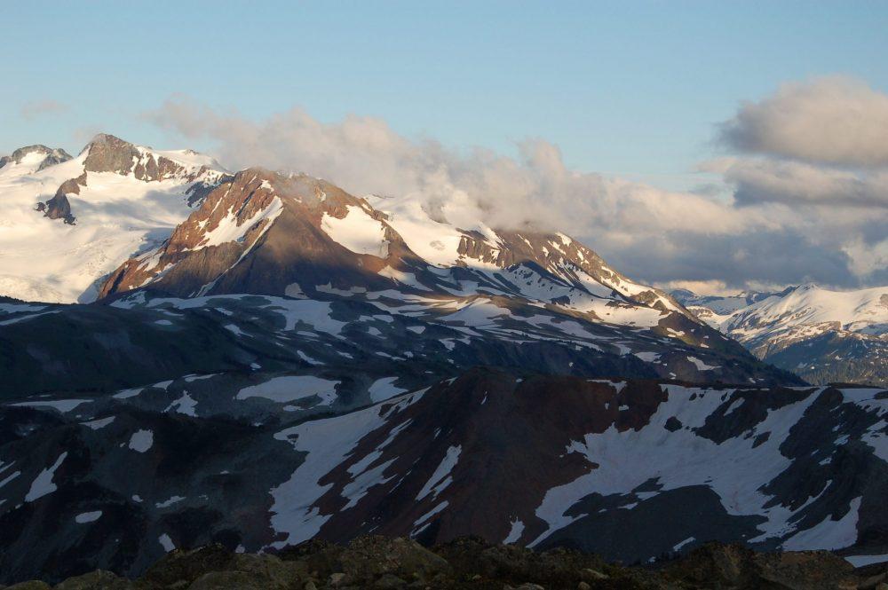 Whistler Peak. Photo courtesy of Nat and Tim Harris