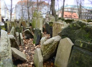 Six Synagogues in Prague (and One Cemetery)