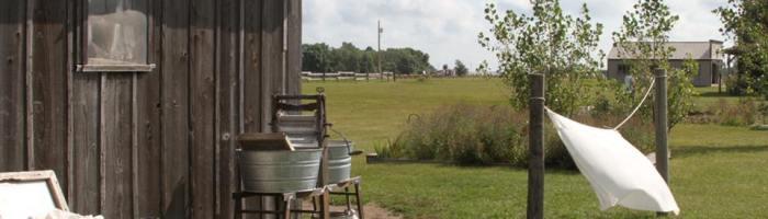 Deb Thompson on 1001 Travel Tales: Little House on the Prairie