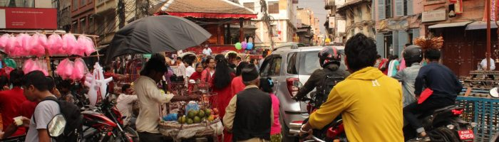 Surviving the roads in Nepal: a guest post