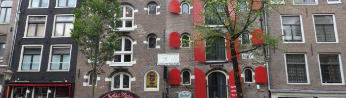 Is the Erotic Museum Amsterdam erotic?