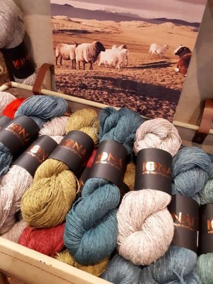 Iona wool