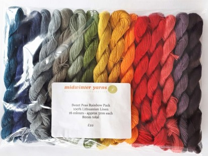 Back from Edinburgh - Rachel Henri crochet design