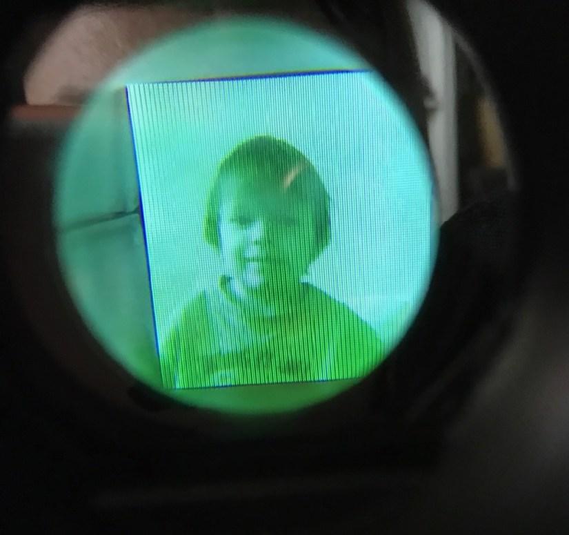 Spy Gear Ultimate Ninja Night Vision Goggles Night view