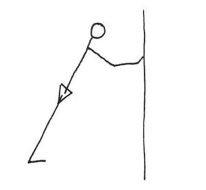 stickman shoulders