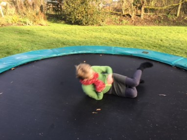 Falling safely