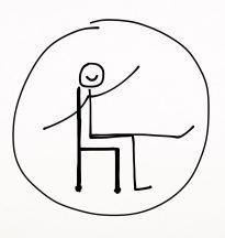 Shoulder and neck exercises sitting at your desk