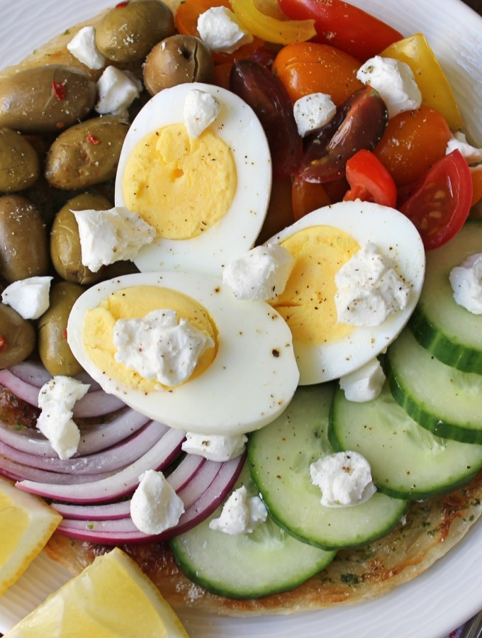 Israeli Style Pesto Malawach