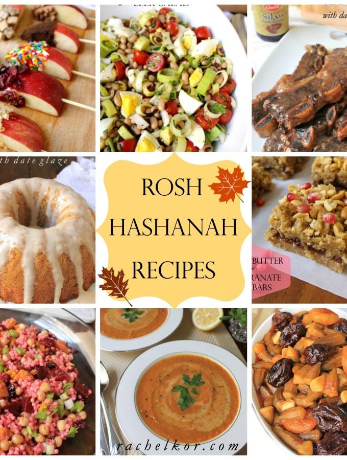Rosh Hashanah Recipe Round-Up