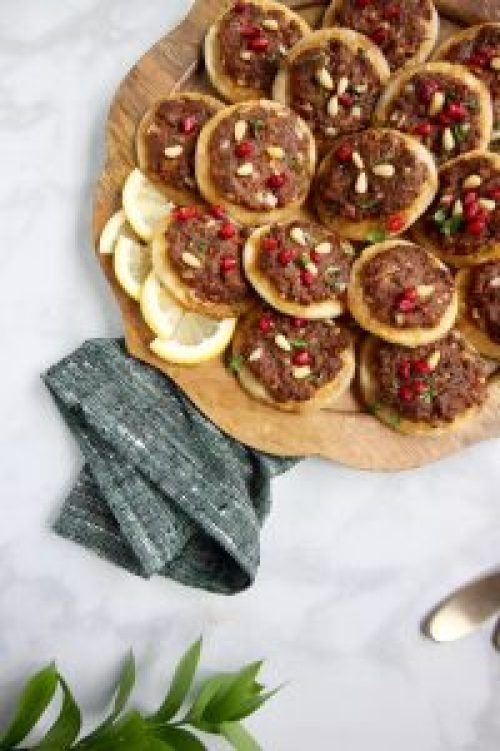 The Very Best Lachmagine Recipe