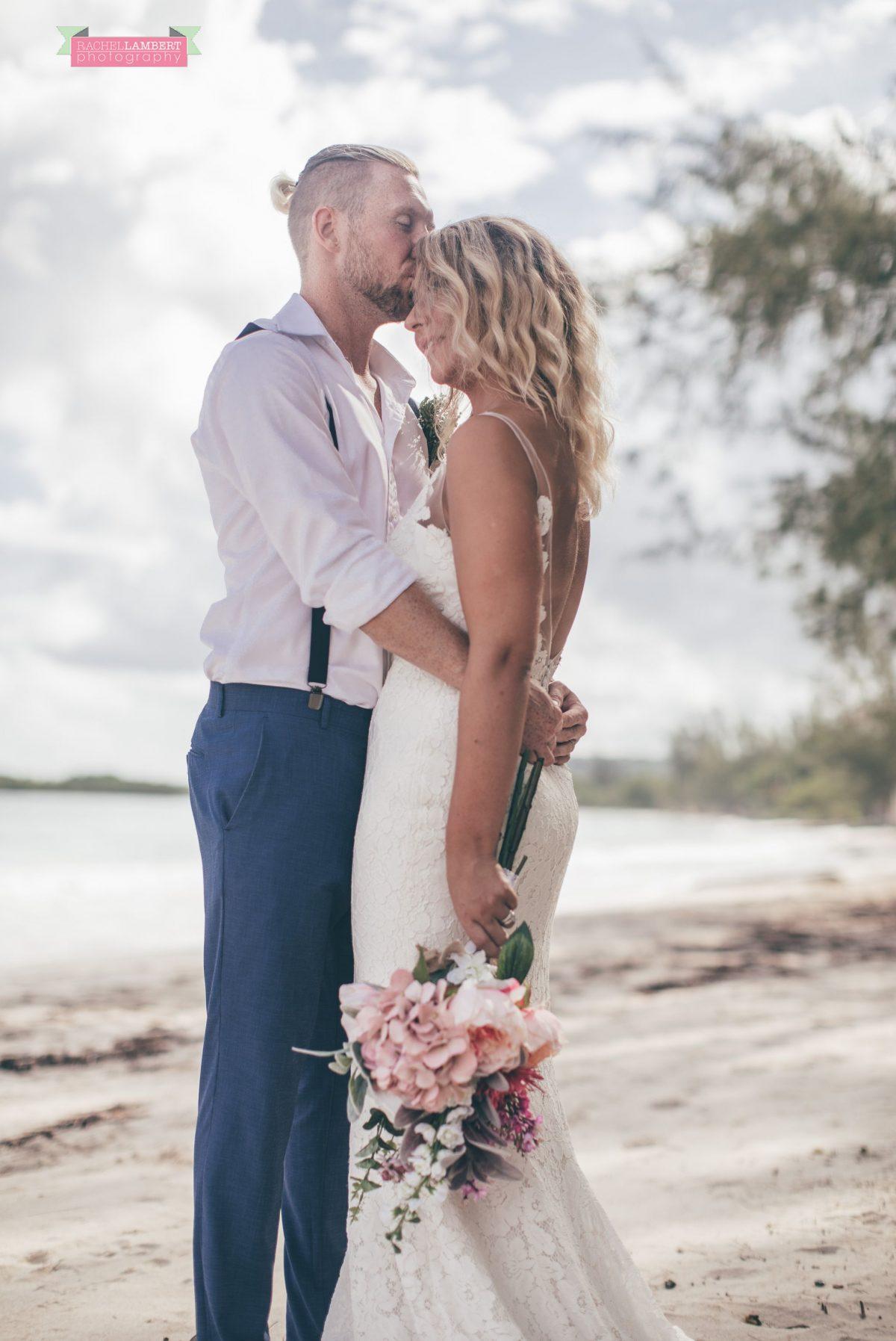 Postwedding beach photo shoot after Lauren and Sams amazing beach