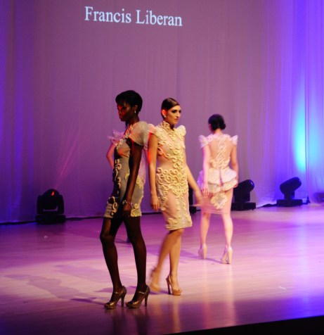 Francis Libiran 100 Dress Collection