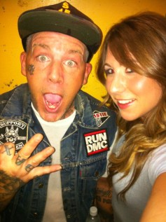 Rachel & Mad Child from Swollen Members