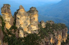 The Three Sisters in Blue Mountains National Park, Australia