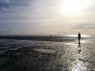 'ANOTHER PLACE' BY ANTONY GORMLEY 1