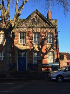 Research Trip – Canterbury Road Police Station