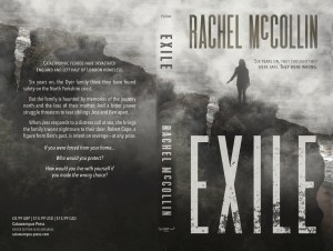 Exile Paperback Cover