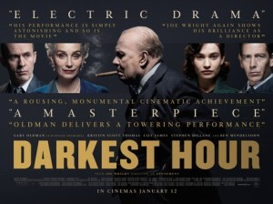 Darkest Hour: Anatomy of a Great Political Drama