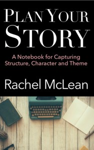 Plan your story - a notebook to help you write your novel