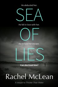 Se of Lies front cover