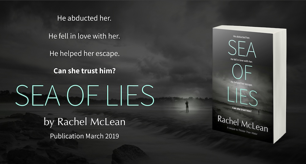 Sea of Lies - out in March 2019