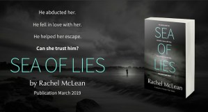 Read Sea of Lies before my editor!