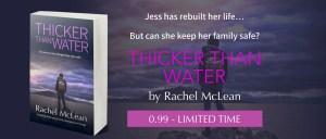 Thicker Than Water is on sale!