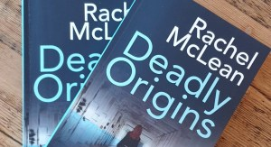 Deadly Origins is Out Now!