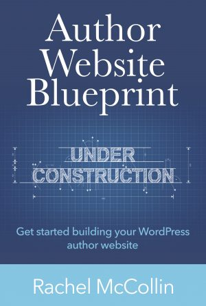 Author Website Blueprint cover