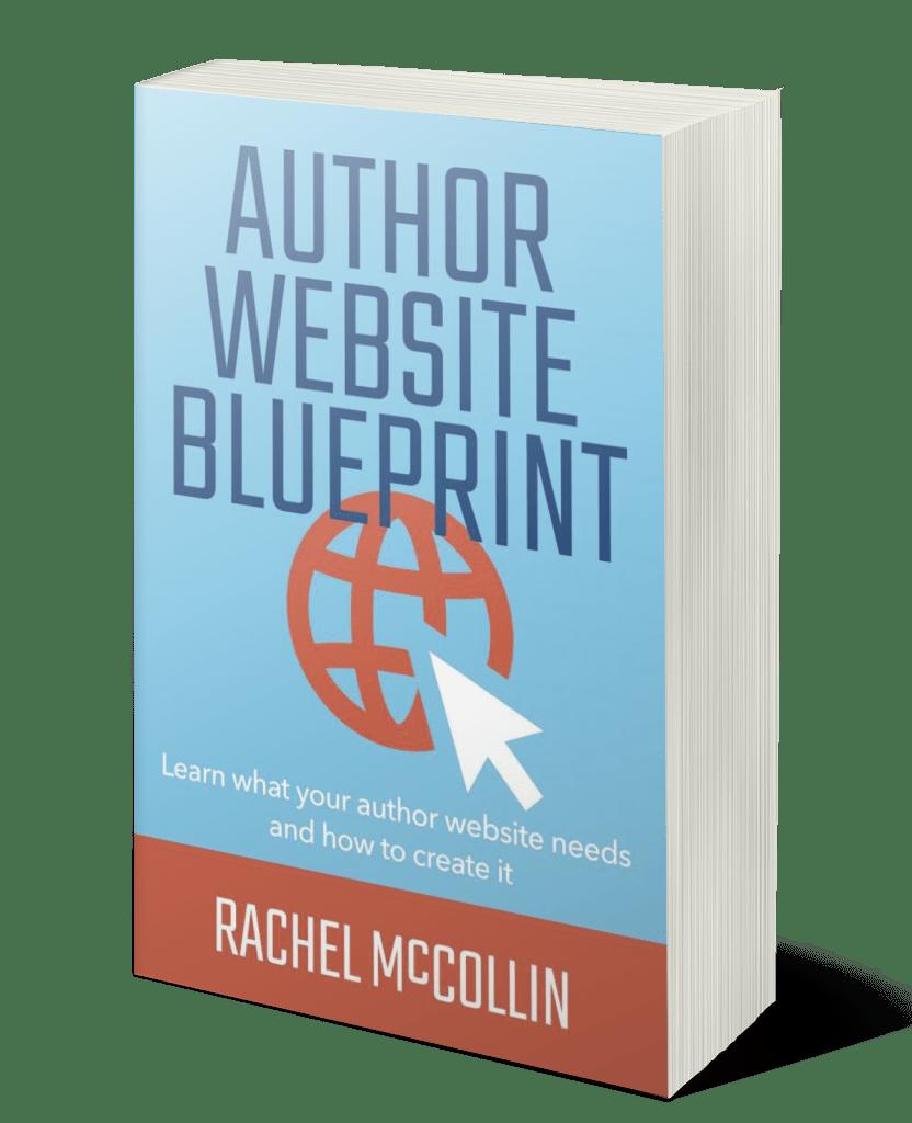 Author Website Blueprint by Rachel McCollin
