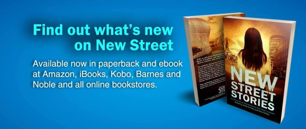 New Street Stories by New Street Authors