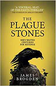 The Plague Stones book cover